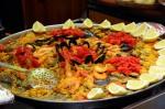 Netwerken onder het genot van een Spaanse maaltijd