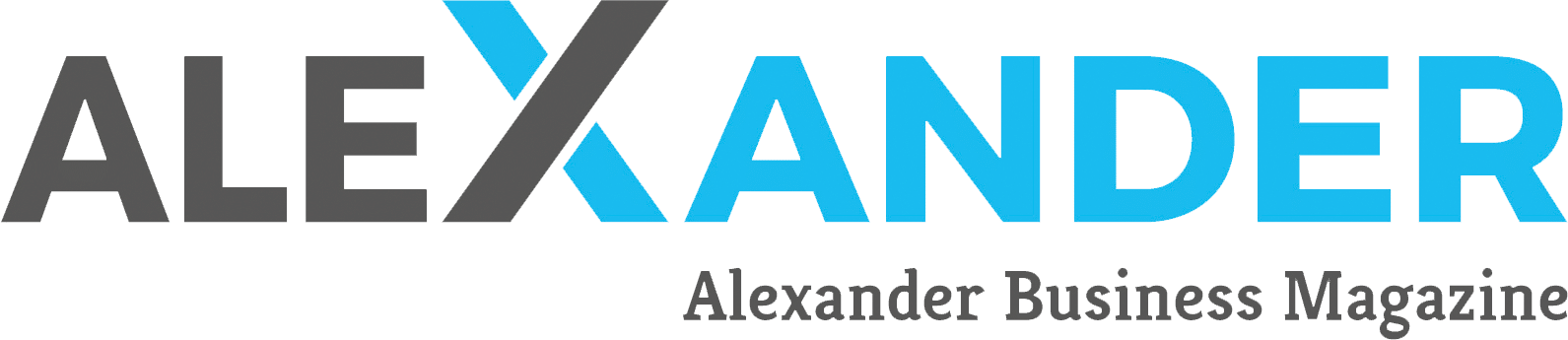 logo alexander business magazine
